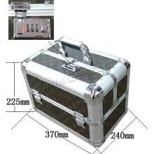 Gets.com maquillaje cosméticos de aluminio conjunto de maquillaje herramienta