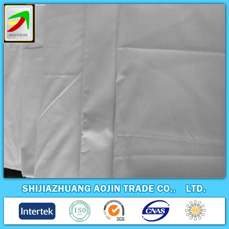 polyester cotton 65/35 45x45 168T white Fabrics