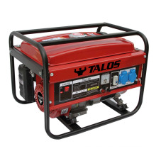 2,5 kVA tragbares Benzin-Generator-Set (TG3000)