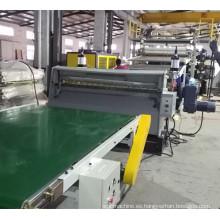 Nuevo diseño HIPS / ABS / EVA / PE que hace la máquina