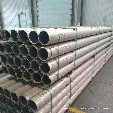6082, 6061, 6063 Aluminium Rundrohr