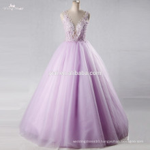 RSE711 Sexy Lilac Quinceanera Dresses In Purple Long Free Shipping Prom Dresses