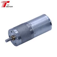 GM25-370CA 6v low-speed dc gear motor permanent magnet generator