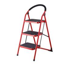 3-Step Houshold Folding Steel Ladder (B103)