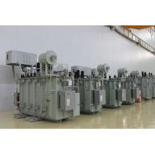 Four à arc électrique 6KV / 110KV / Transformateur de four à affinage