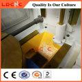 Máquina Hobbing da engrenagem manual chinesa de Y3150 para a venda