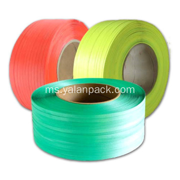 Fesyen pp strip warna strapping belt packing murah