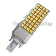 8W G24 LED Pl Bulb avec garantie de 3 ans