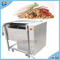 Industrial Commercial Automatic Potato Carrot Yam Vegetable Washer and Peeler
