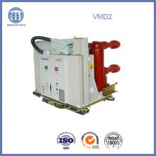 Disjoncteur à vide fixe de type 12 Kv Vmd pour le mécanisme de commutation