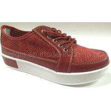 Latest Hollow-out Casual Women Shoes with PU Outsole