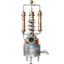 200L-1000L Vodka moonshine still  alembic distillation equipment with carbon filter  ethanol distiller