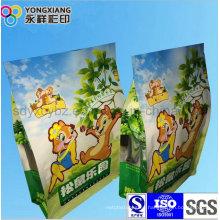 Embalaje de plástico Dimensional Bolsa de Alimentos