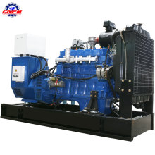 50kw AC three phase output type natural gas powered generator
