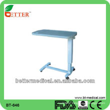Luxury ABS over bed table