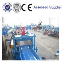 European standard steel standing seam roofing panel roll forming machine price