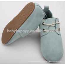 Chaussures de bébé en cuir pour bébé