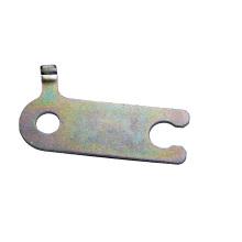 Metal Stamping Automotive Parts (wire bracket 14)