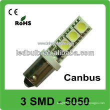 Ba9s canbus 12v auto lâmpadas LED