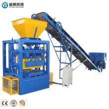 QTF4-24 precio de la máquina de fabricación de ladrillos de cemento automático simple en china