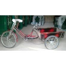 """Triciclo económico de equipaje de tres ruedas y 24 """"(FP-TRCY032)"""