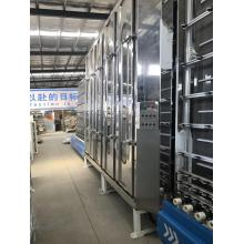 Low - E Glass Washing And Drying Machine