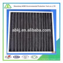 Активированный уголь добавить сетки пластина воздушного фильтра