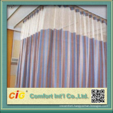 Polyester Cubicle Cutain For Hospital Use
