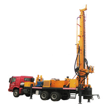 Market 1500m Truck mounted water well drilling rig