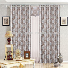 Estilo europeu luxuoso jacquard estilo mexicano cortinas