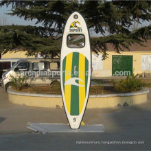 Clear Window Inflatable SUP Paddle Boards Transparent Surfboard