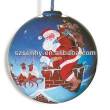gros boule de Noël