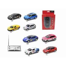 1: 53 Jouets de voiture à télécommande (4 FONCTIONS / AVEC LUMIÈRE)