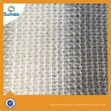 Nuevo diseño plástico barato de alta calidad concierto de plástico privacidad hdpe balcón neto con gran precio