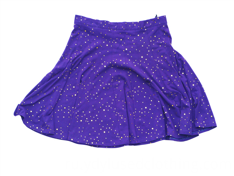 Women`s Silk Half-Length Skirt