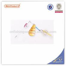 SPL016 china alibaba al por mayor señuelo de la pesca del señuelo del molde del componente señuelo