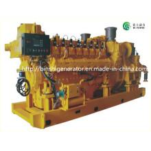 1000kVA Generador de biogás / metano con alta estabilidad