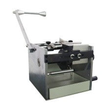 Pneumatic capacitor or LED lead cut Forming Machine