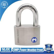 MOK@25/50WF best discount padlock, stainless super weatherproof anti rust steel padlock