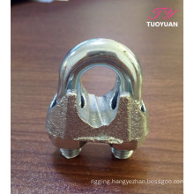 Galvanised DIN741 Wire Rope Clip