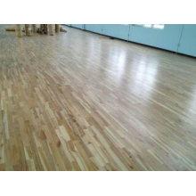 Interior Decorating Materials Finger-Joint Maple Wood Flooring