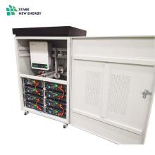 Sistema de almacenamiento de energía solar con batería de litio de 10KW 20KWH