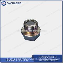Genuine TFR/TFS Oil Drain Screw 9-09662-004-0