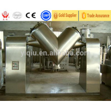 V type dry powder mixing machine for pharma,food and chemical factory