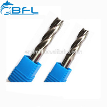 BFL Tungsten Steel Rough End Mills Cutter For Wood Cutting