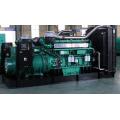 Conjunto gerador a diesel aberto Yuchai