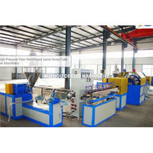 Soft PVC Fiber Reinforced Hose Production Line