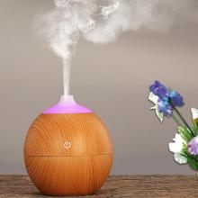 Wholesale Wooden Electric Aromatherapy Diffuser 130ml