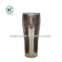 Двухстенная стеклянная бутылка от BV (7 * 5 * 17,5 310 мл)