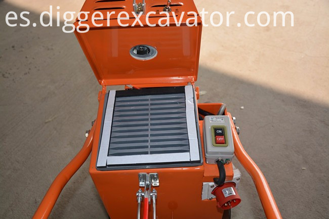 concrete epoxy floor surface grinder and polishing machine